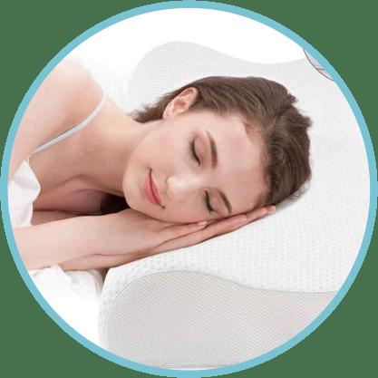 BEAUTY DREAM – анатомическая подушка с эффектом памяти
