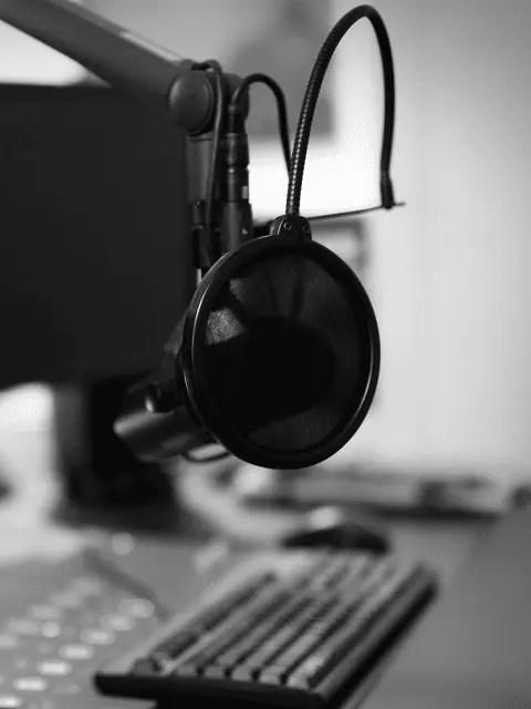 Podever Podcast Produktion - Studio Stuttgart