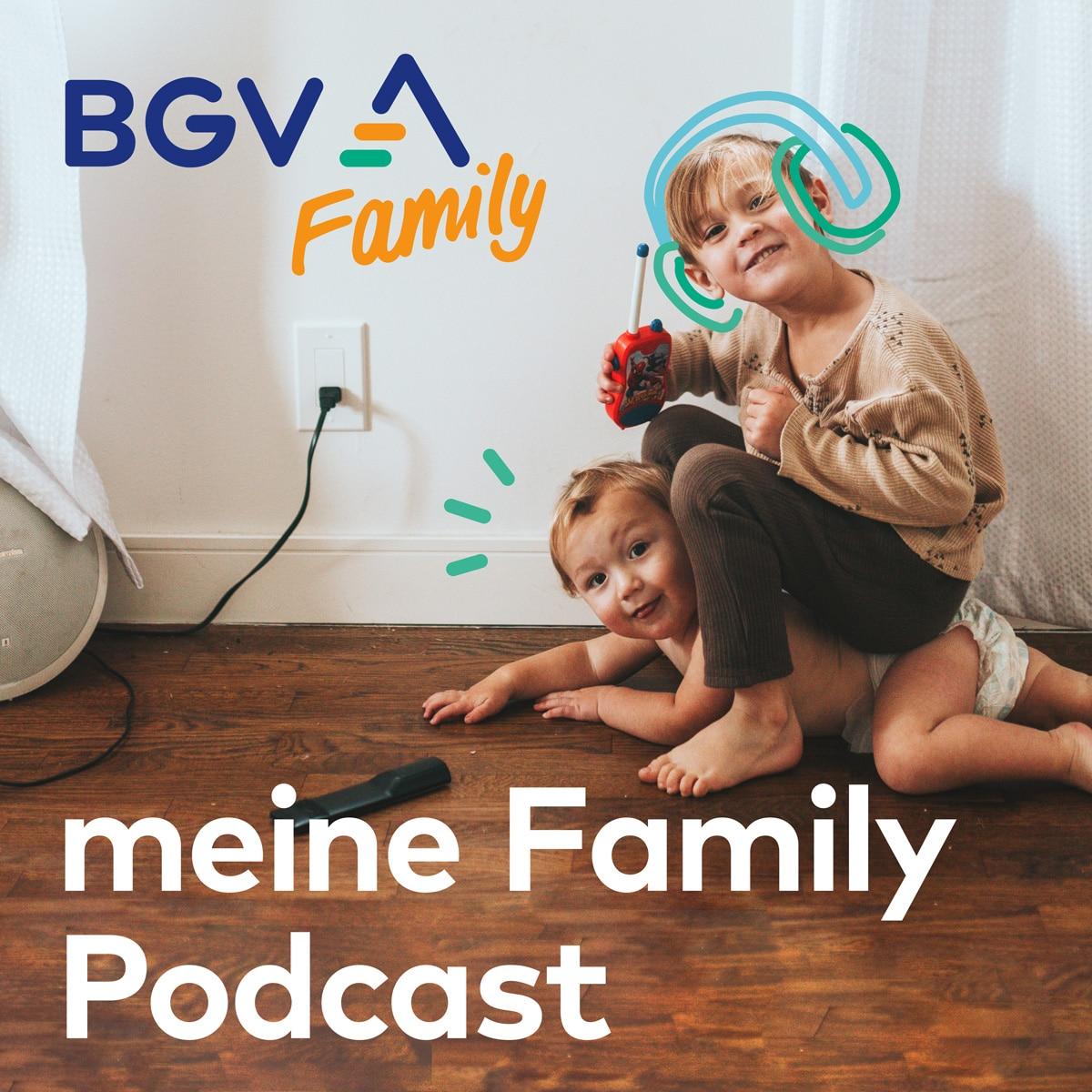 meine Family - Der BGV Podcast
