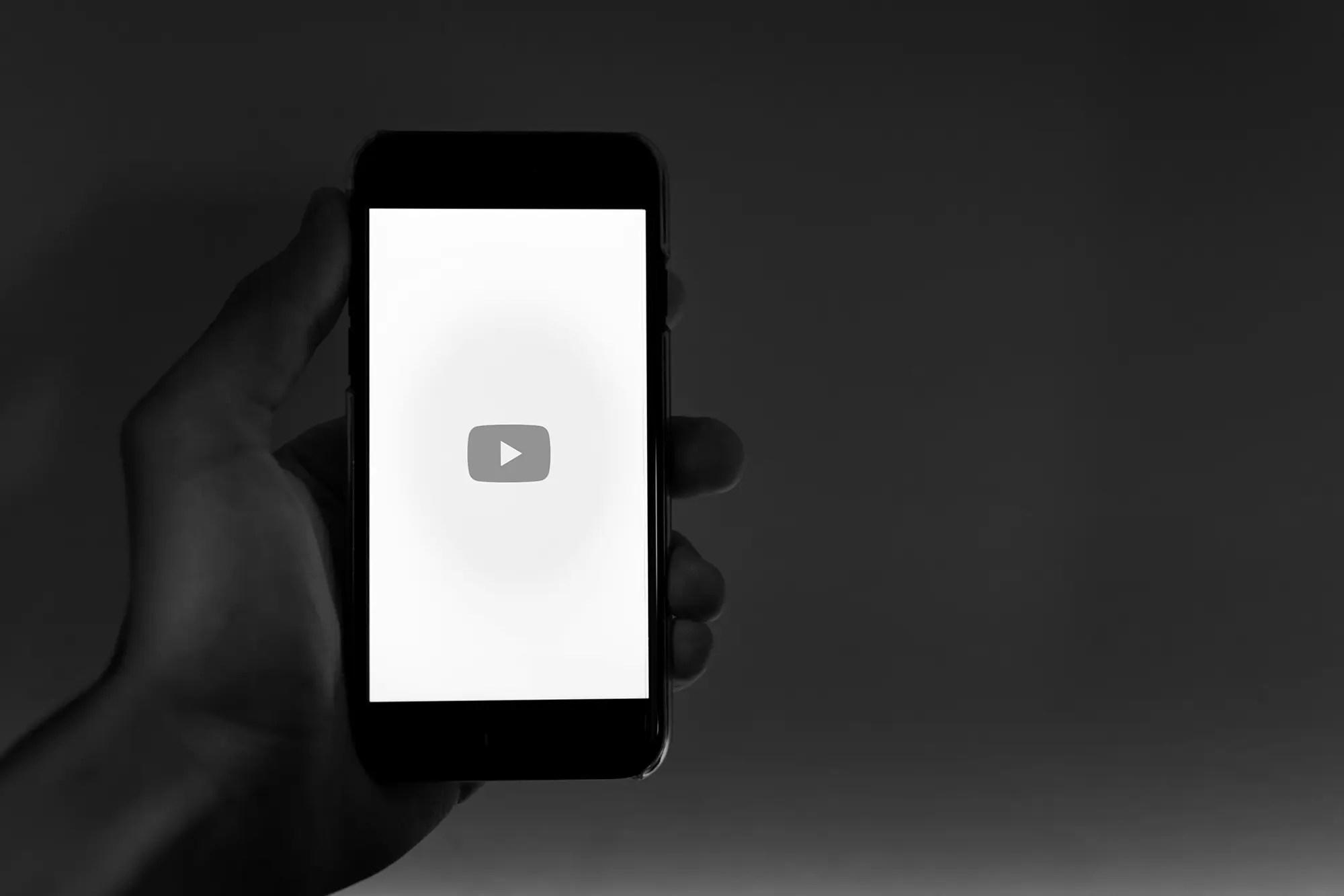 YouTube Podcast-Plattform