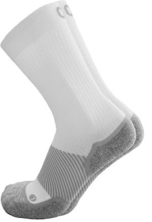 OS1st WP4 Wellness Performance Socks (white crew sock)