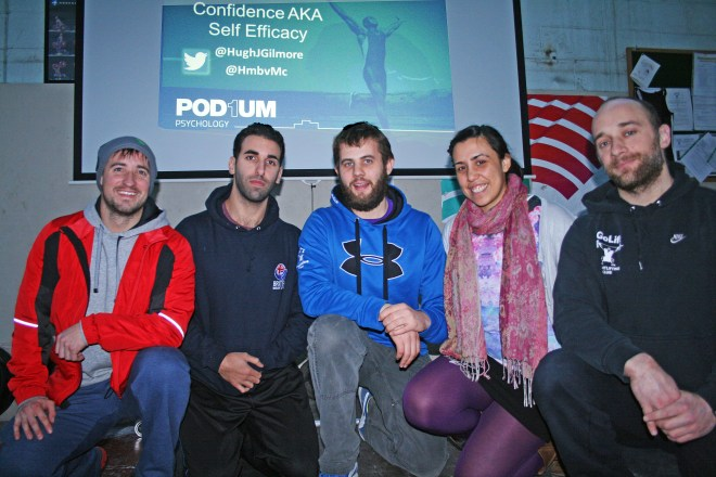 Timmy Graham (Urban Weightlifting) Yousef Ziu (BWL) Hugh and Hannah (Podium Psychology) Pete Stewart (GoLift)