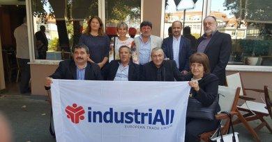 Индустриални Федерации