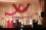 Праздничный концерт в Орловском СДК