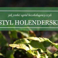 Styl holenderski