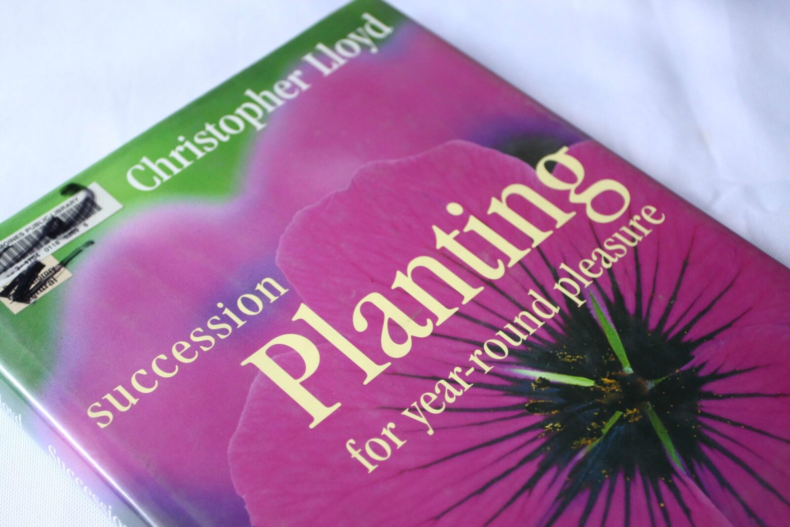 Christopher Lloyd Succesion Planting