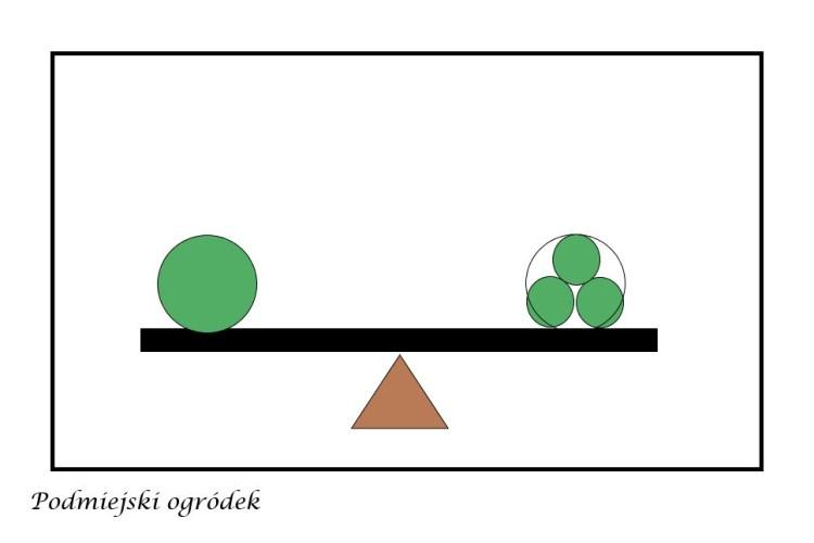 równowaga asymetryczna