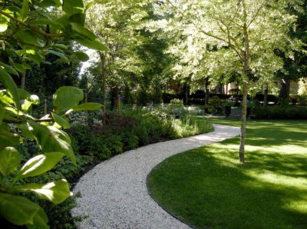 ścieżki ogrodowe