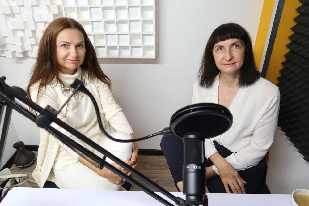 Zuzana Karpinská a Denisa Kmecová
