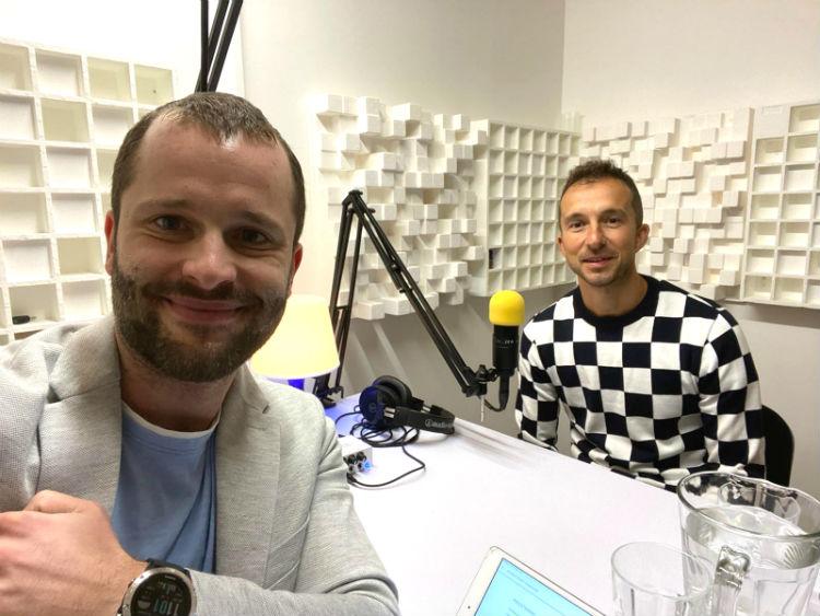 Peter Chodelka a Matej Očenáš - Podnicast
