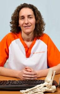 Podólogo y fisioterapeuta
