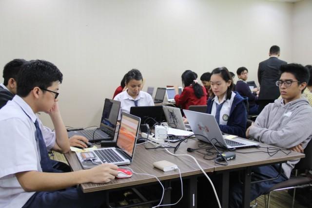 Podomoro University Selenggarakan Kegiatan Kompetisi Simulasi Bisnis Berbasis Cloud (MonsoonSim ERP System) Tingkat Jabodetabek