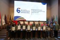 Celebration of Dies Natalis 6th Podomoro University