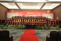"Podomoro University Selenggarakan Wisuda ke-2 ""Building Creative Entrepreneur Leaders for Society 5.0"""