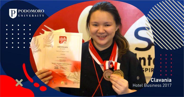 Latihan keras menghasilkan Gold Medal & Bronze Medal