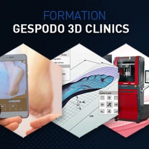 Formation GESPODO 3D CLINICS