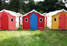 Podpads  the luxury camping brand  Podpads