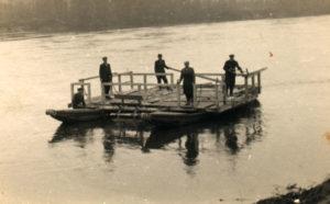 brod pod Lepom Gredom