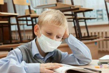 В Запорожской области на карантин закрыли 18 школ