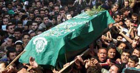 Image result for арафат шейх ясин похороны