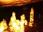 Jaskinia krasowa koło Хижа Марциганица