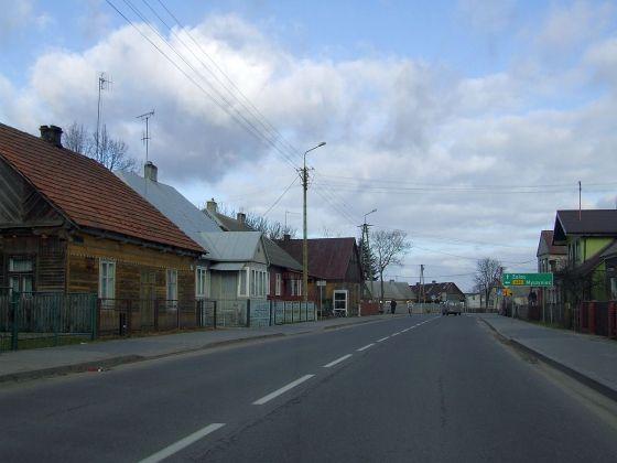 POL_Łyse_Kurpie_street