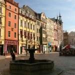 Rynek w Świdnicy – trasa dla tropicieli przygód