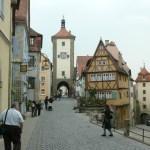 Wspaniałe średniowieczne miasto – Rothenburg ob der Tauber