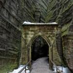 Adršpaskie Skały – w skalnym labiryncie