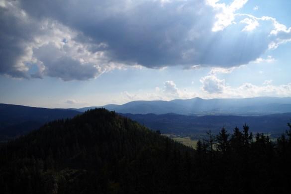 Rudawy Janowickie z dzieckiem – wycieczka ze Szwajcarki na Sokolik