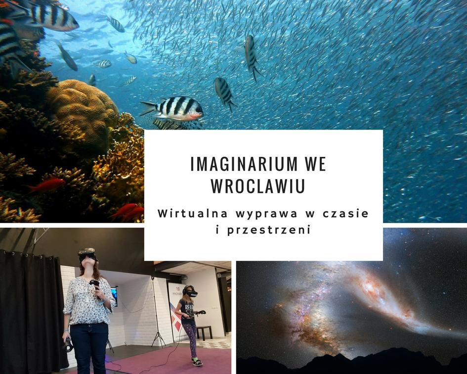 Imaginarium - wirtualna rzeczywistość w centrum Wrocławia