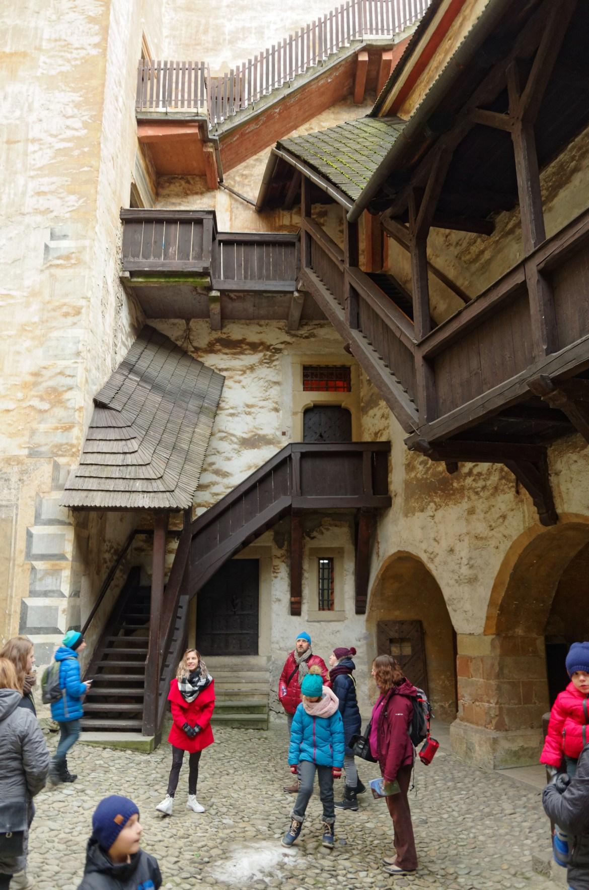 zamek orawski zwiedzanie