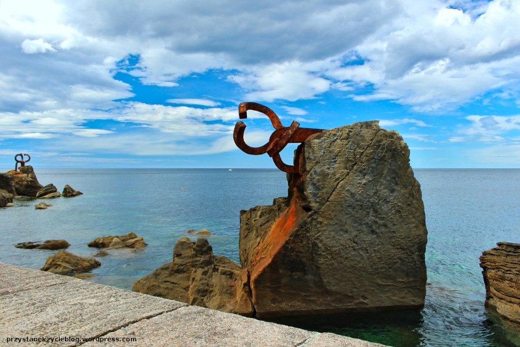 san sebastian_hiszpania_ peine del viento