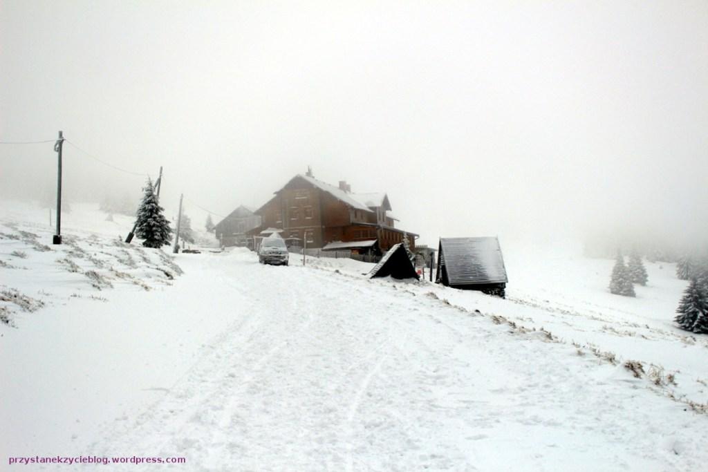 schronisko pod snieznikiem