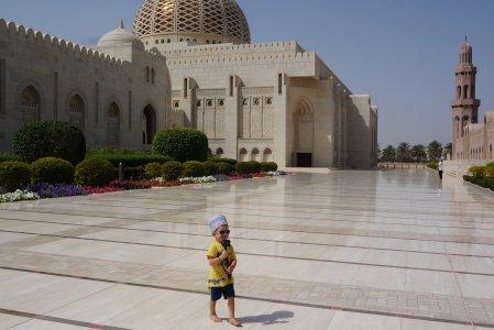 Wielki Meczet i pożegnanie