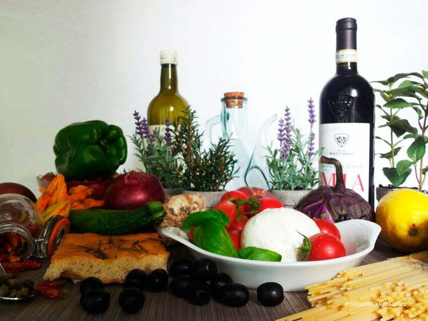 dieta śródziemnomorska na Światowej Liście Dziedzictwa UNESCO