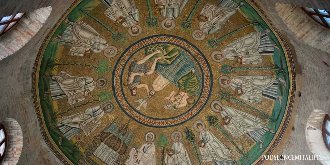 Rawenna i jej mozaiki