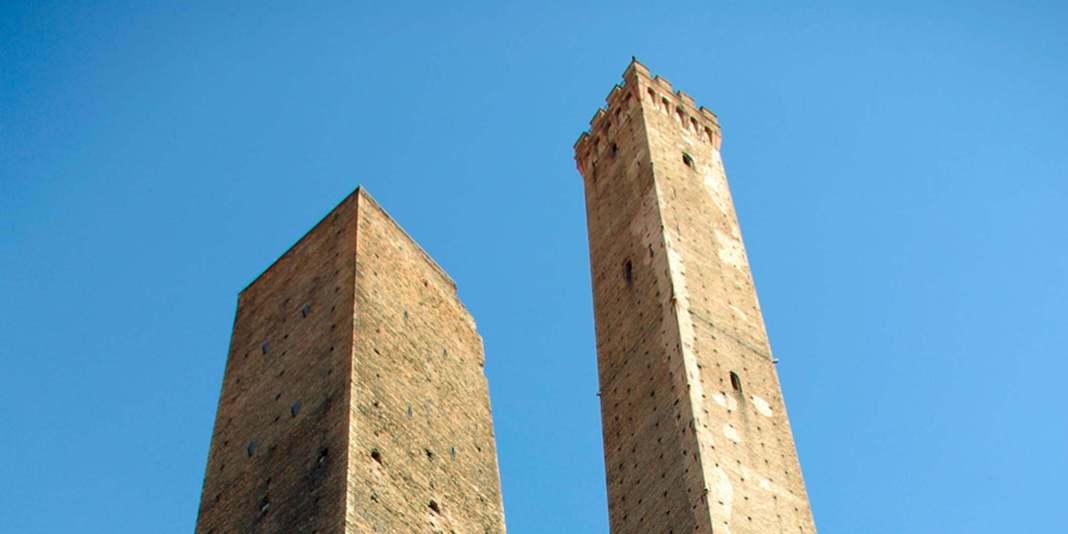 Bolonia, miasto wież