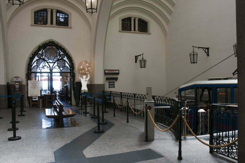 funicolare Bergamo