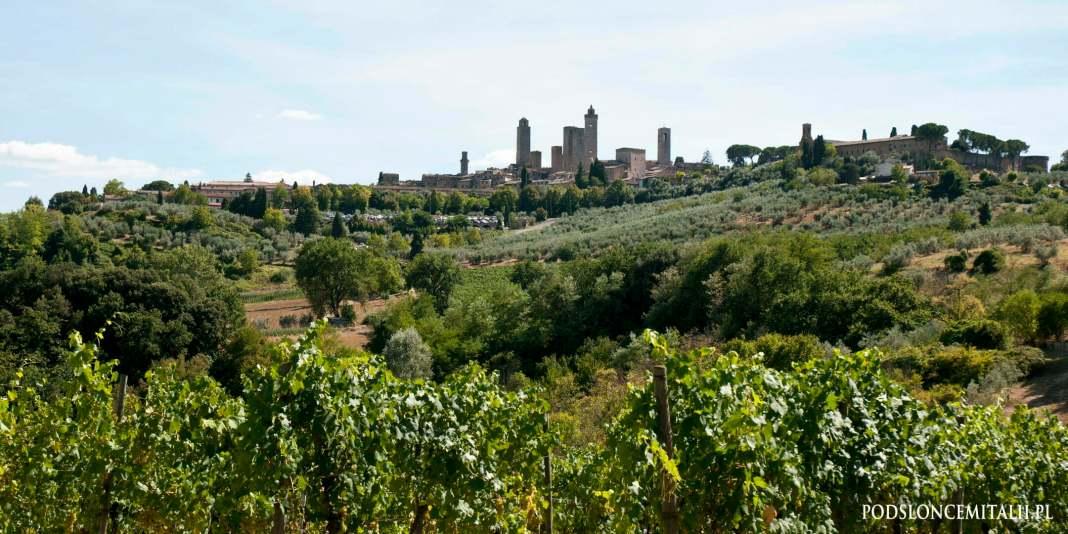 San Gimignano przypomina średniowieczny Manhattan