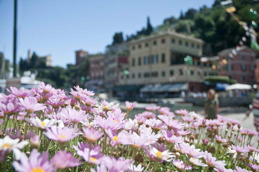 Portofino - rybacka wioska pełna luksusu