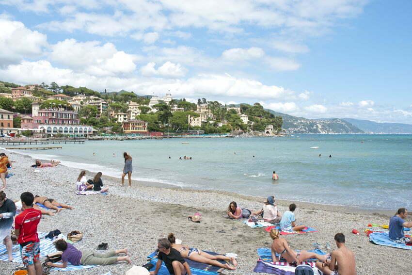 Santa subito! Kilka sprawdzonych adresów w Santa Margherita Ligure