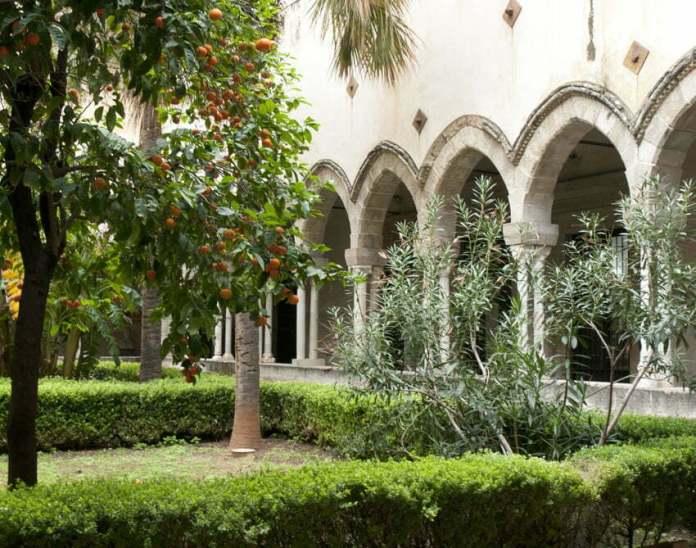 San Domenico - krużganek