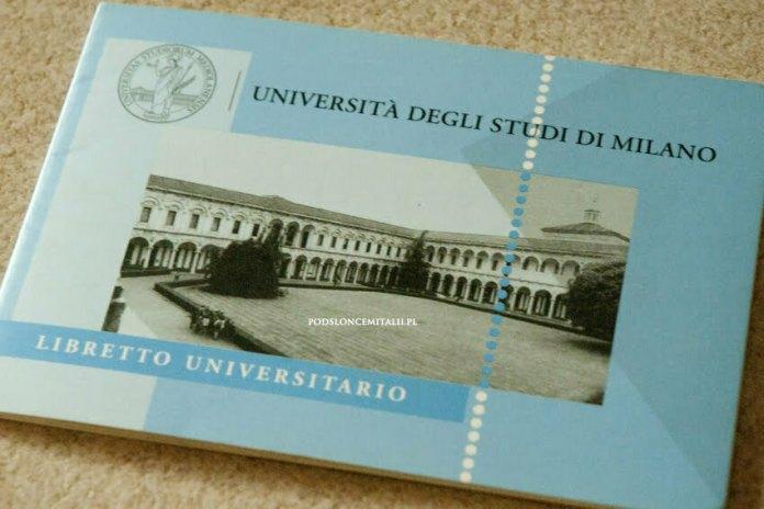 9 włoskich faktów z mojego życia na inaugurację 9 roku we Włoszech
