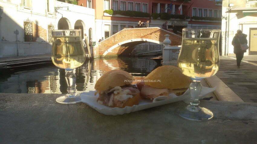 jak tanio i dobrze zjeść w Wenecji