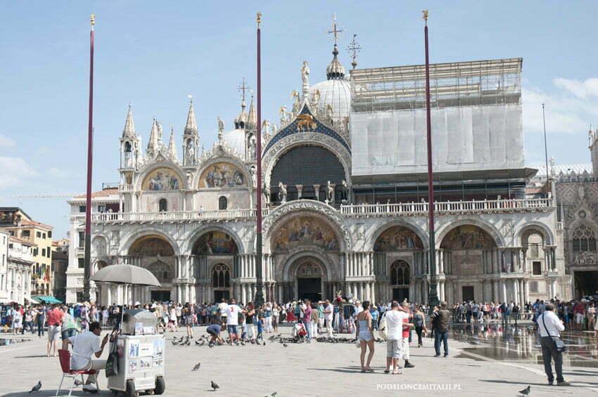 co Aleksander Wielki mógłby robić w Wenecji