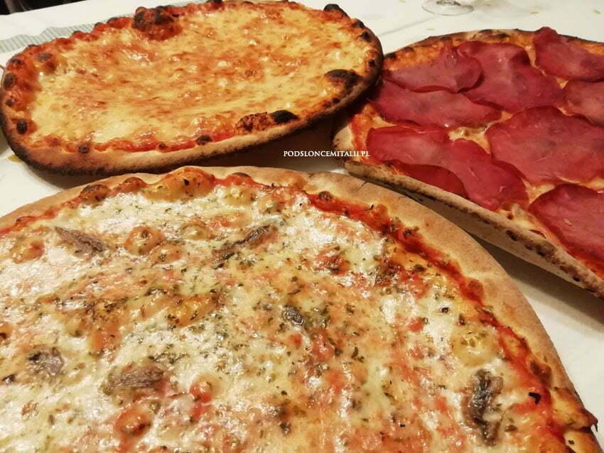 jak wygląda włoska pizza
