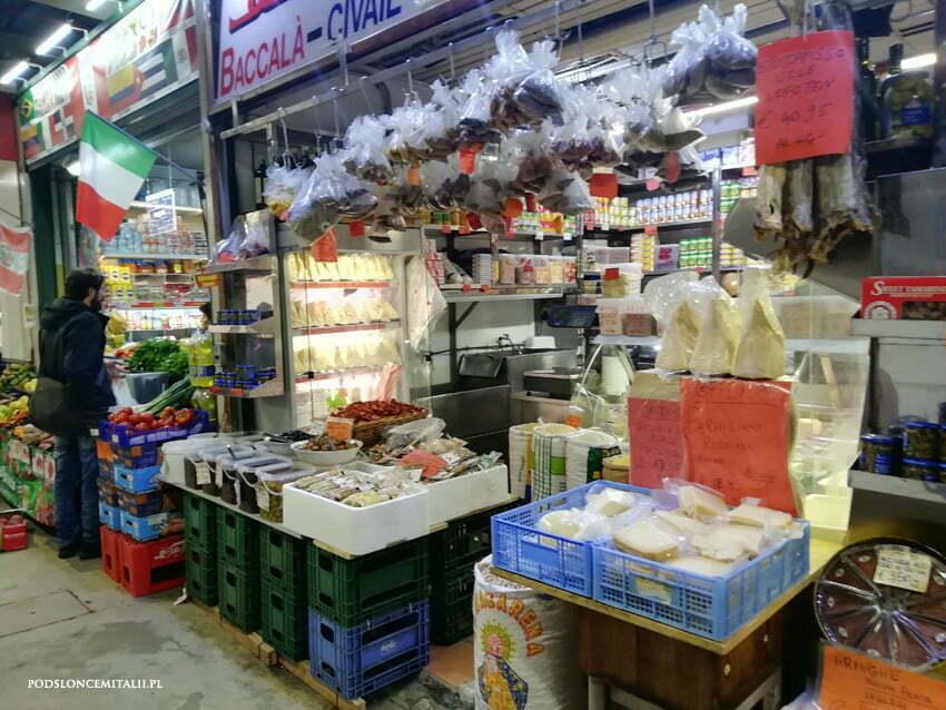 Mercato Centrale - smakowite miejsce w sercu Florencji