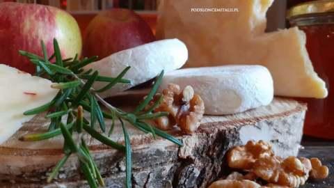 Skomponuj idealną deskę serów (i nie bój się serów jeść!)