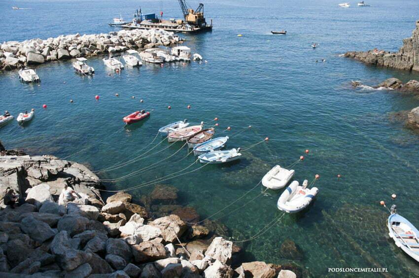 Il Pescato Cucinato: smaczny przystanek w Riomaggiore (Cinque Terre)